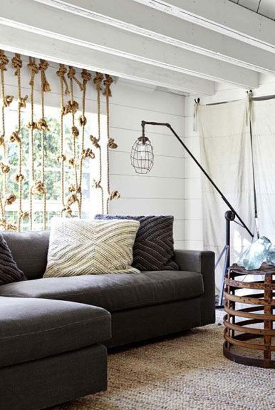 Những ý tưởng đơn giản trang trí ngôi nhà đón mùa hè oi bức - Ảnh 4.