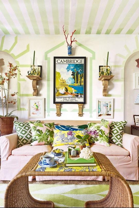 Những ý tưởng đơn giản trang trí ngôi nhà đón mùa hè oi bức - Ảnh 7.