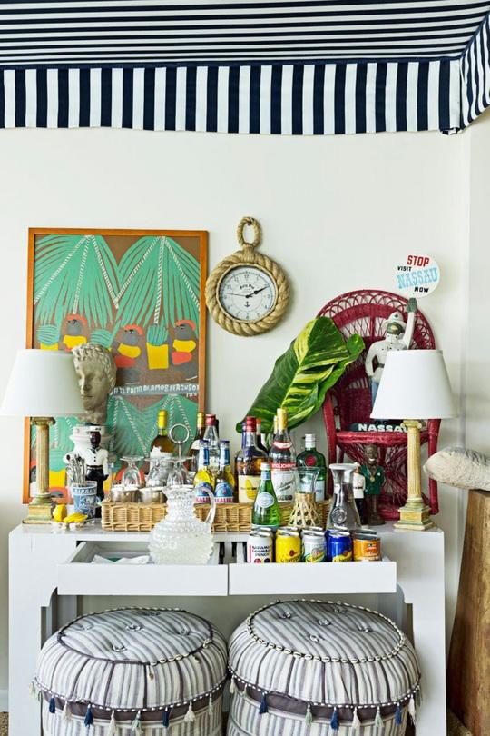 Những ý tưởng đơn giản trang trí ngôi nhà đón mùa hè oi bức - Ảnh 8.