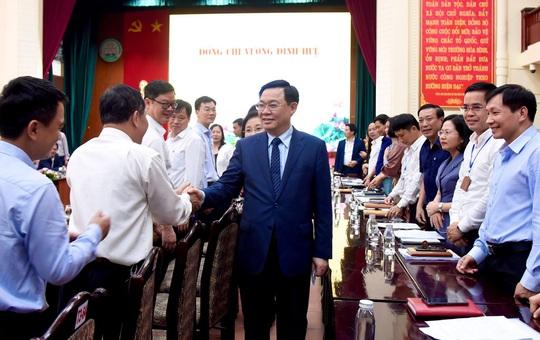 Hà Nội: Đề xuất thành lập Thành phố Sơn Tây - Ảnh 1.
