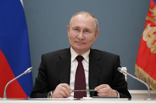 Bị chỉ trích, ông Putin vẫn chúc ông Biden sức khoẻ - Ảnh 1.