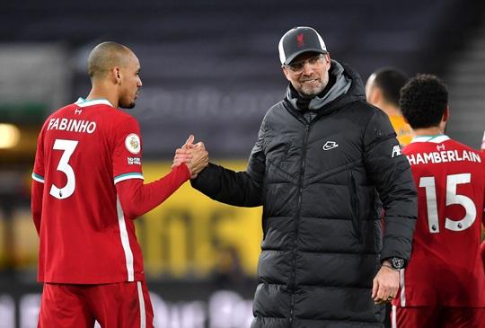 HLV Jurgen Klopp: Liverpool khó vào top 4 cuối mùa - Ảnh 1.