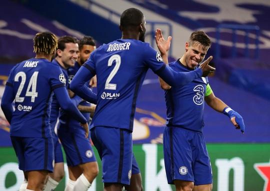 Phản công siêu đỉnh, Chelsea quật ngã Atletico Madrid ở Stamford Bridge - Ảnh 6.