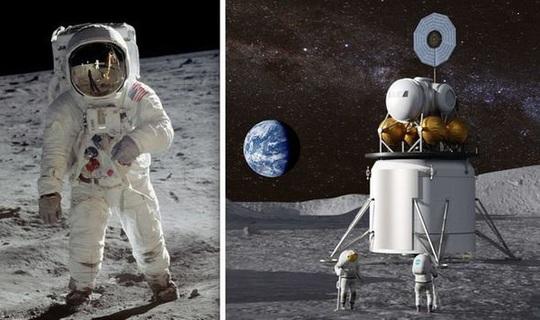 """Công nghệ """"siêu"""" hiện đại của ngôi nhà cho thuê trên Mặt Trăng - Ảnh 2."""