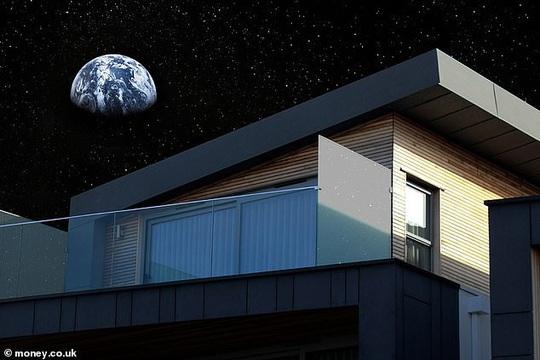 """Công nghệ """"siêu"""" hiện đại của ngôi nhà cho thuê trên Mặt Trăng - Ảnh 4."""
