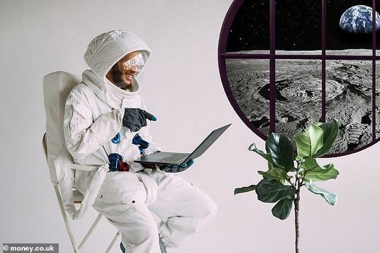 """Công nghệ """"siêu"""" hiện đại của ngôi nhà cho thuê trên Mặt Trăng - Ảnh 6."""