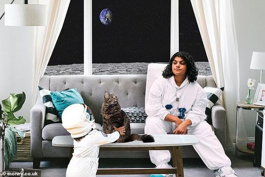 """Công nghệ """"siêu"""" hiện đại của ngôi nhà cho thuê trên Mặt Trăng - Ảnh 7."""