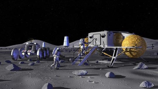 """Công nghệ """"siêu"""" hiện đại của ngôi nhà cho thuê trên Mặt Trăng - Ảnh 8."""