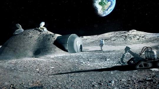 """Công nghệ """"siêu"""" hiện đại của ngôi nhà cho thuê trên Mặt Trăng - Ảnh 9."""
