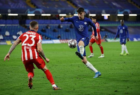 Phản công siêu đỉnh, Chelsea quật ngã Atletico Madrid ở Stamford Bridge - Ảnh 2.