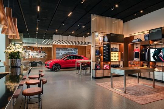 Porsche Studio đầu tiên được đặt tại Hà Nội - Ảnh 1.