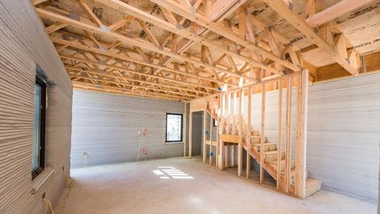 Nhà in 3D, giải pháp hiệu quả trong tương lai cho ngành xây dựng - Ảnh 1.