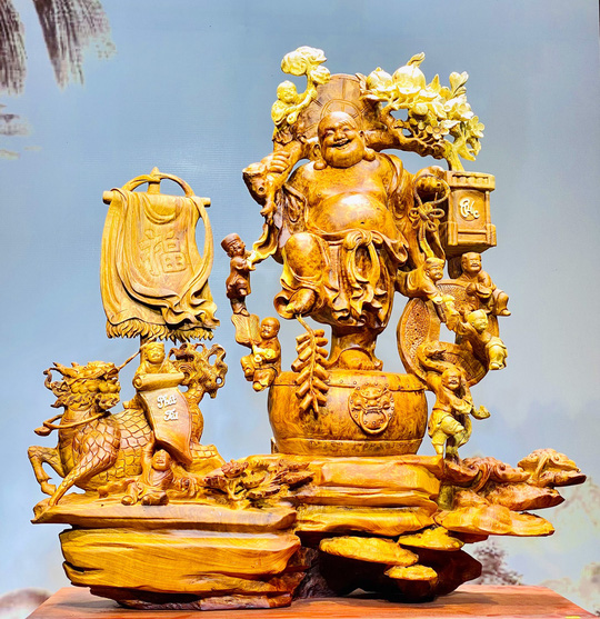Đào Mạnh Sơn và vị thế thương hiệu đồ gỗ Mạnh Sơn đi cùng người dùng Việt - Ảnh 1.