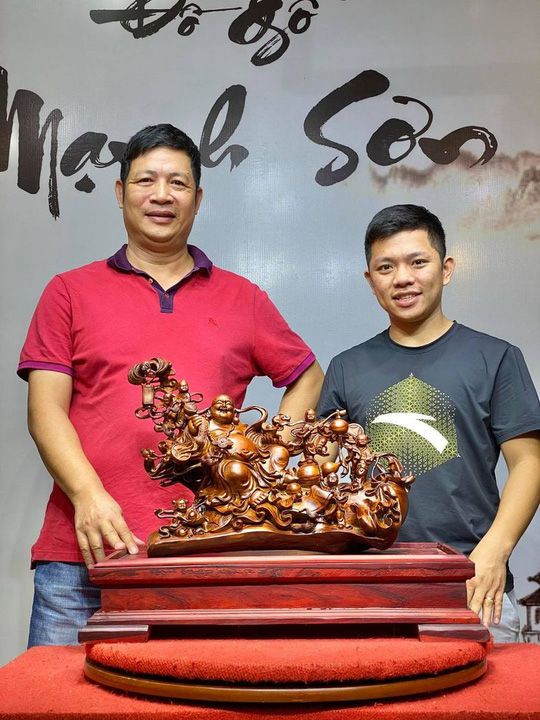 Đào Mạnh Sơn và vị thế thương hiệu đồ gỗ Mạnh Sơn đi cùng người dùng Việt - Ảnh 5.