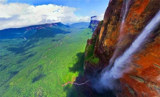 Mê đắm trước 15 kỳ quan thiên nhiên tuyệt đẹp trên thế giới - Ảnh 6.