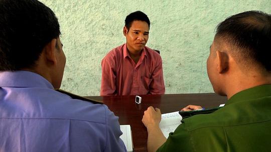 Vừa bị tuyên án do trộm heo, gã thanh niên làng lại bị bắt về hành vi trộm bò - Ảnh 1.