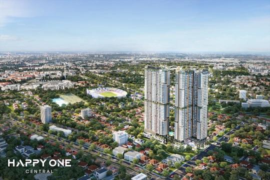 Thị trường bất động sản Thủ Dầu Một tăng nhiệt từ quý I/2021 - Ảnh 2.