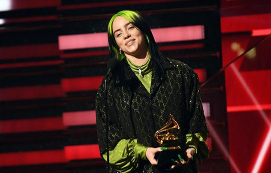 Giải Grammy 2021: Ai sẽ là chủ nhân tượng kèn vàng? - Ảnh 1.