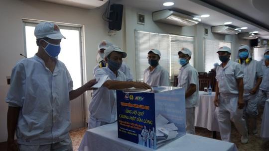 Vissan vận động đóng góp cho quỹ mua vaccine đẩy lùi Covid-19 - Ảnh 2.