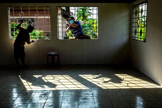 Cuộc thi ảnh Nét đẹp lao động: Sắc màu cho ngày chăm chỉ - Ảnh 7.
