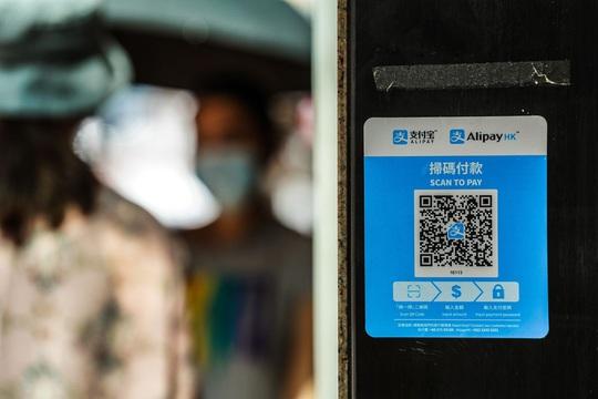 Đằng sau cơn sốt ví điện tử ở Trung Quốc - Ảnh 1.