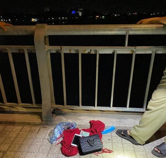 Cô gái 21 tuổi để lại thư tuyệt mệnh, nhảy cầu Hóa An Đồng Nai tự tử - Ảnh 1.