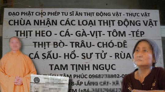 Các YouTuber đồng loạt xóa bỏ nội dung về thầy chùa ăn thịt chó - Ảnh 3.