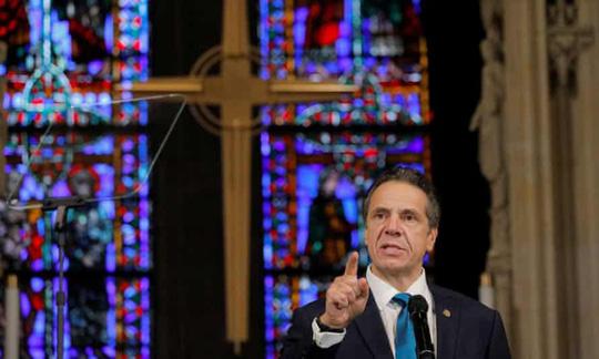 Thống đốc New York quay cuồng giữa bê bối về Covid-19 và quấy rối tình dục - Ảnh 1.