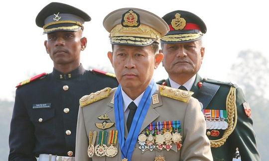Quân đội Myanmar tuyên bố sẵn sàng chịu trừng phạt - Ảnh 1.