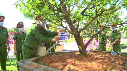 CLIP: Hưởng ứng lời kêu gọi của Thủ tướng, trại giam ở Cà Mau trồng hơn 10.000 cây xanh - Ảnh 5.
