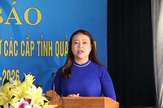 Quảng Nam họp báo thông tin về ngày hội lớn của phụ nữ - Ảnh 1.
