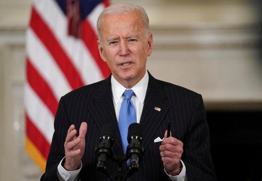 """Không kích Syria: Tiết lộ quyết định """"phút chót"""" của Tổng thống Biden - Ảnh 1."""