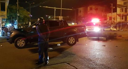 Một người chết, 2 người bị thương sau vụ tai nạn lúc nửa đêm - Ảnh 2.