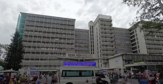Bệnh viện Chợ Rẫy gửi đơn khẩn cấp đến Công an TP HCM - Ảnh 2.