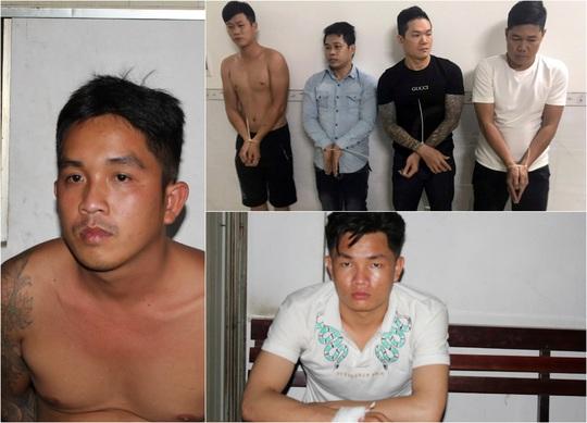 Minh Mập và Bình Xăm bị khởi tố liên quan vụ hỗn chiến có dùng súng K54 - Ảnh 3.
