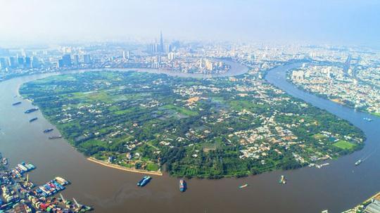 5 khu vực sẽ hình thành các đô thị mới quy mô lớn tại TP HCM - Ảnh 4.