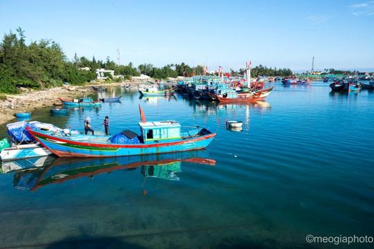 Tháng 3, giong thuyền ra đảo Lý Sơn - Ảnh 4.