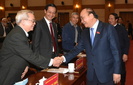 Thủ tướng nhớ lại một lần lỡ hẹn tiếp xúc cử tri Hải Phòng - Ảnh 1.