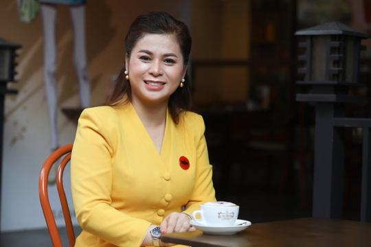 CEO King Coffee Lê Hoàng Diệp Thảo: Xây dựng cộng đồng phụ nữ khởi nghiệp hậu Covid-19 - Ảnh 4.