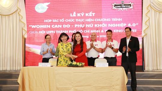 CEO King Coffee Lê Hoàng Diệp Thảo: Xây dựng cộng đồng phụ nữ khởi nghiệp hậu Covid-19 - Ảnh 3.