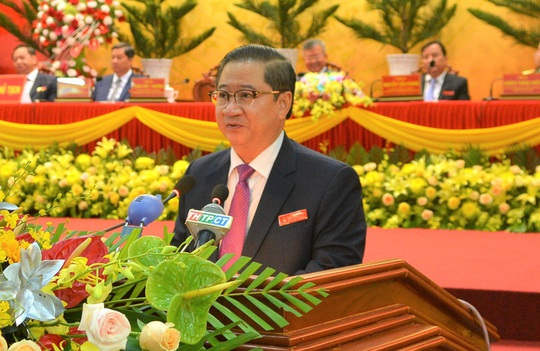 Giới thiệu Chủ tịch UBND TP Cần Thơ ứng cử đại biểu HĐND TP - Ảnh 1.