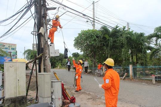 Ngành điện miền Nam lưu ý khách hàng sử dụng điện hiệu quả trong mùa nắng nóng - Ảnh 1.