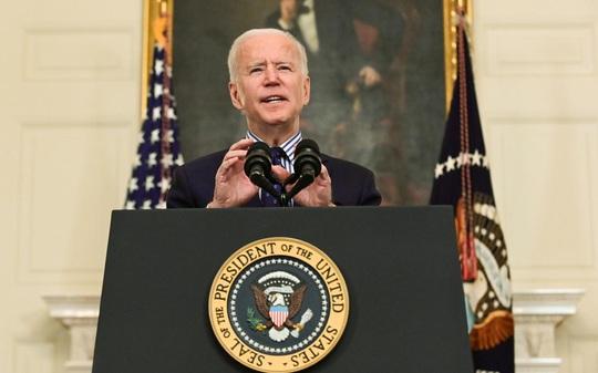 Tổng thống Biden bị hàng chục bang kiện - Ảnh 2.