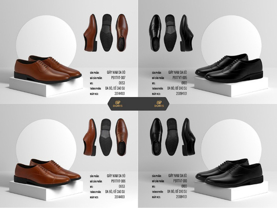 3 mẫu giày Boris dẫn đầu xu hướng giày da nam 2021 - Ảnh 2.