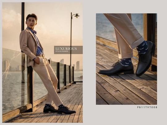 3 mẫu giày Boris dẫn đầu xu hướng giày da nam 2021 - Ảnh 3.