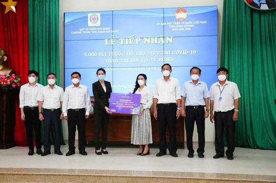 Nhiều người khó khăn được Quỹ Từ thiện Kim Oanh hỗ trợ - Ảnh 4.