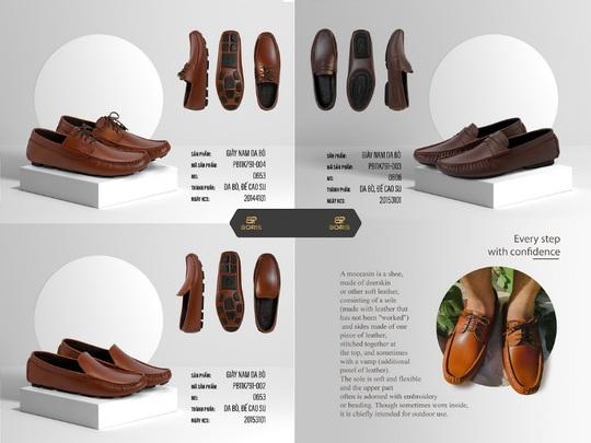 3 mẫu giày Boris dẫn đầu xu hướng giày da nam 2021 - Ảnh 6.