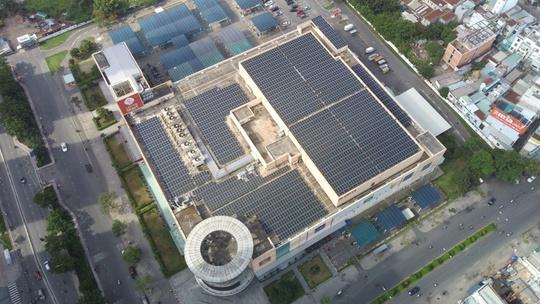 LOTTE Mart hướng tới mục tiêu tiết kiệm năng lượng 8% vào năm 2025 trên toàn cầu - Ảnh 2.