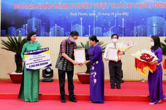 Japfa Việt Nam tặng thiết bị y tế trị giá 6 tỉ đồng cho bệnh viện dã chiến tỉnh Bình Phước - Ảnh 1.