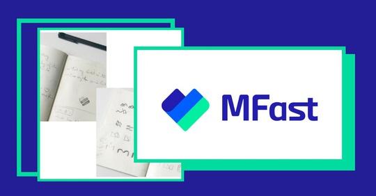 MFast ra mắt logo mới, hướng đến nhu cầu cải thiện tài chính bền vững cho người dùng - Ảnh 1.